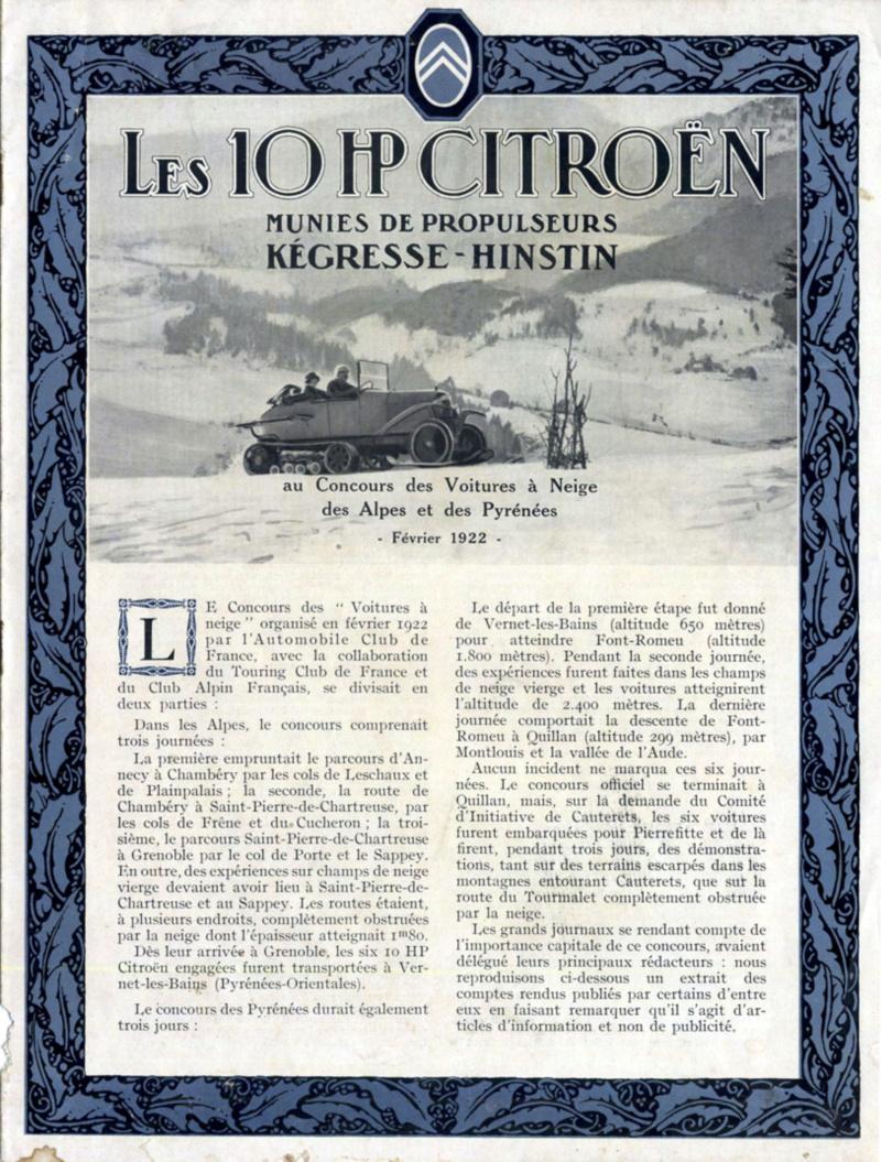 """Citroën, les jouets : """"Tant pis pour l'exactitude"""" Ac2810"""
