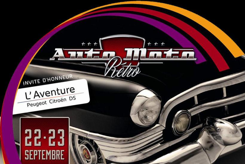 Rouen - Auto Moto Rétro 2018 Auto-m11