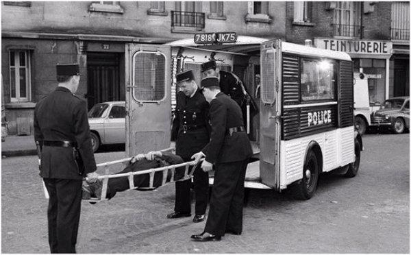 """Citroën miniatures > """"Ambulances, transports de blessés et assistance d'urgence aux victimes"""" Big-4810"""