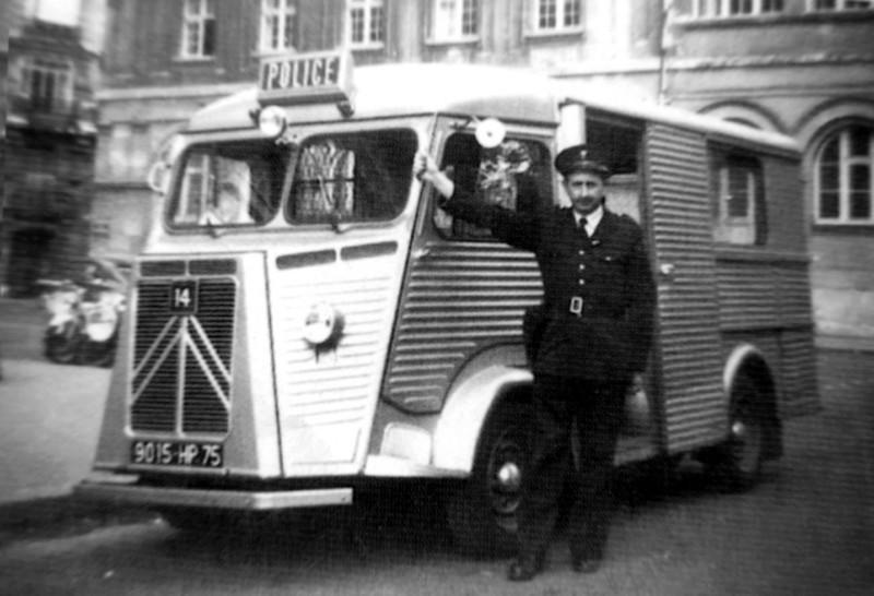 """Citroën miniatures > """"Ambulances, transports de blessés et assistance d'urgence aux victimes"""" Big-6810"""