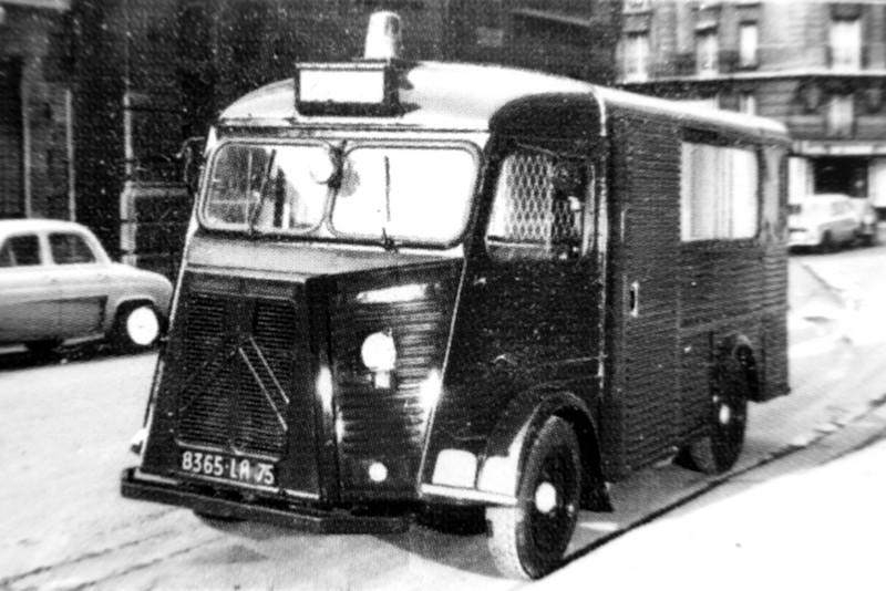 """Citroën miniatures > """"Ambulances, transports de blessés et assistance d'urgence aux victimes"""" Big-6811"""