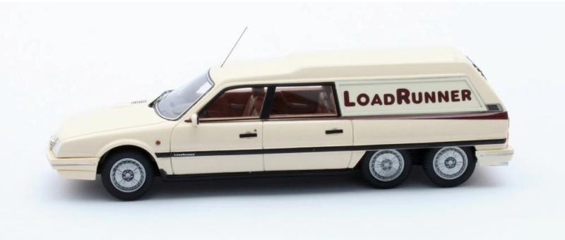 """Citroën CX - Une rallonge pour la """"Loadrunner 1"""" 1989 Captur42"""