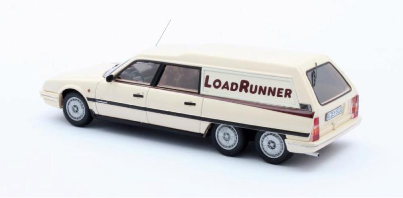 """Citroën CX - Une rallonge pour la """"Loadrunner 1"""" 1989 Captur43"""