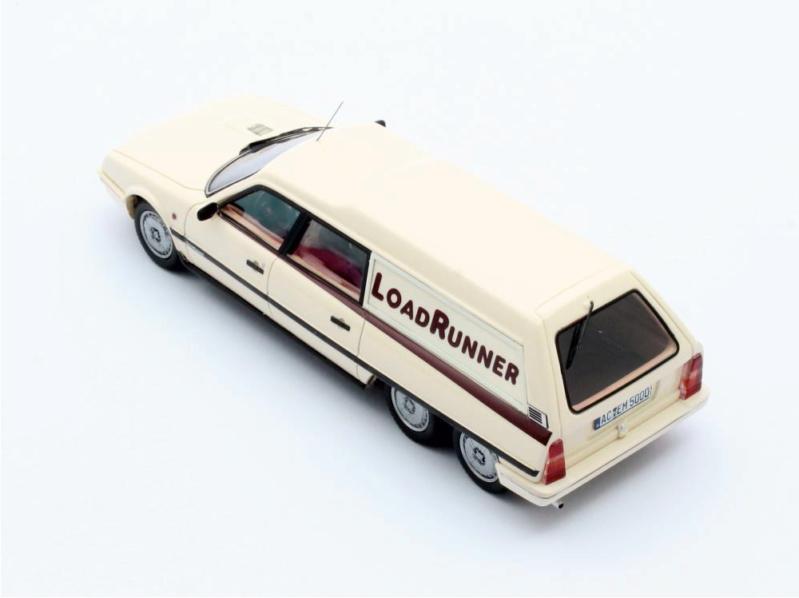 """Citroën CX - Une rallonge pour la """"Loadrunner 1"""" 1989 Captur44"""