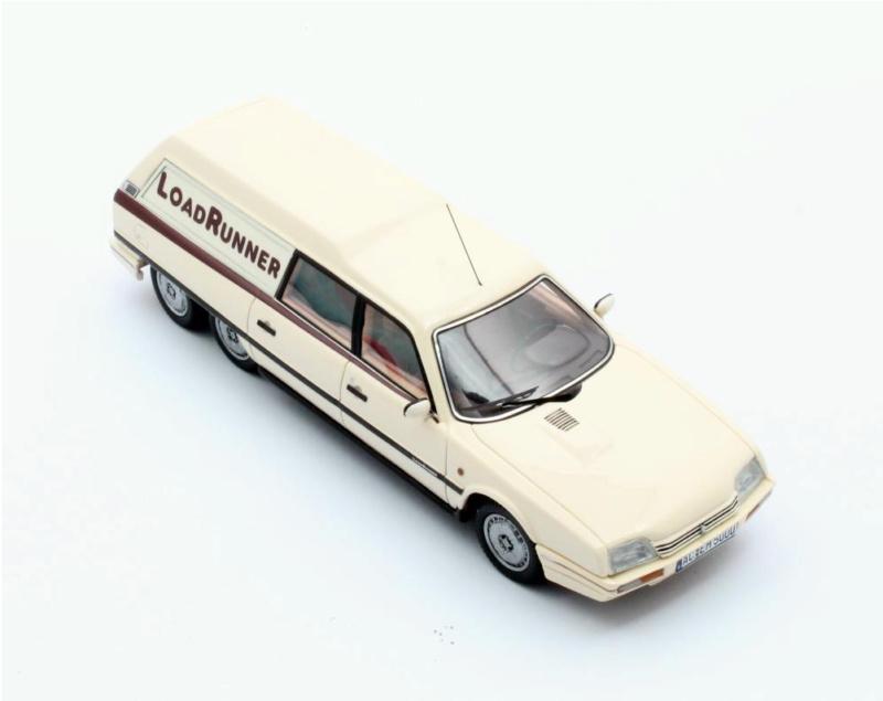 """Citroën CX - Une rallonge pour la """"Loadrunner 1"""" 1989 Captur45"""