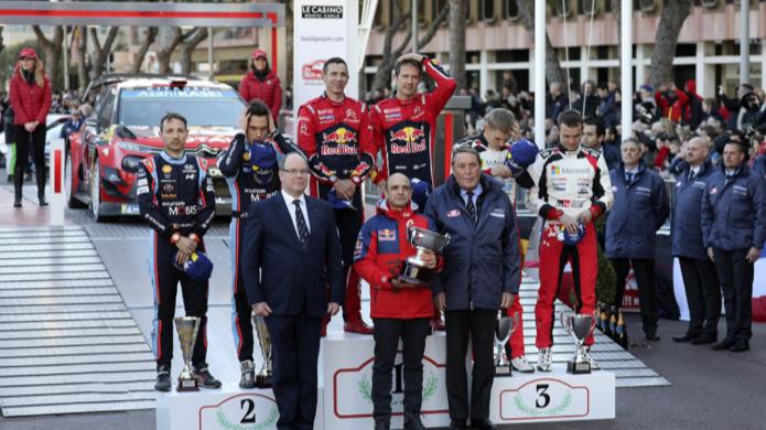 CITROËN, 100 ème victoire en WRC pour son CENTENAIRE ! Captur95