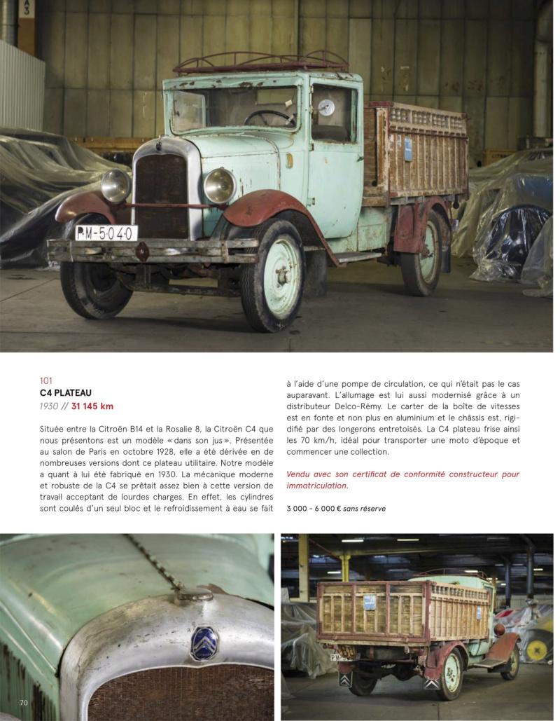 Citroën Fourgons et voitures de livraison C4 Catalo10