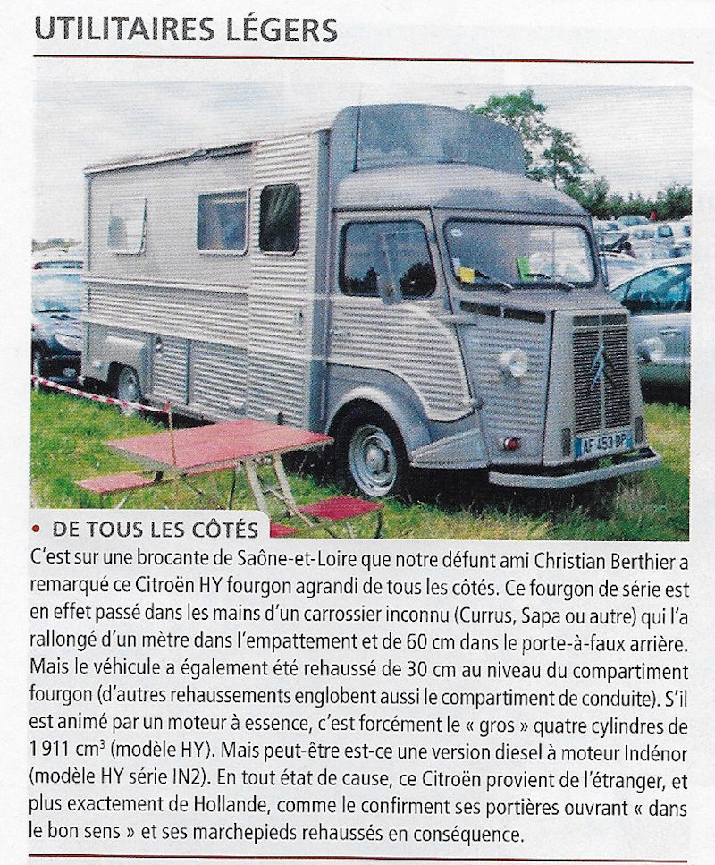 """2017 - Hachette Collections > """"Passion CAMPING-CARS"""" Charge10"""