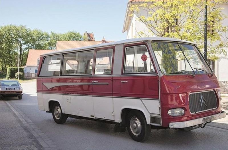 Bus citroen AV Citroe20