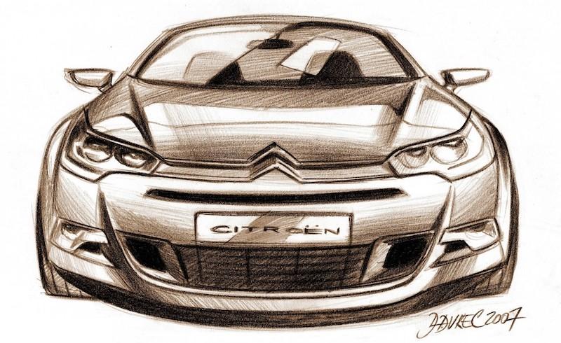2007 - Citroën C5 Airscape : OBJET D'ATTRACTION ou l'interprétation d'un rêve ! Citroe30