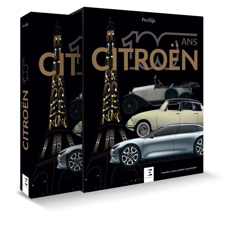E.T.A.I. , 100 ans CITROËN - Coffret Prestige Citroe55