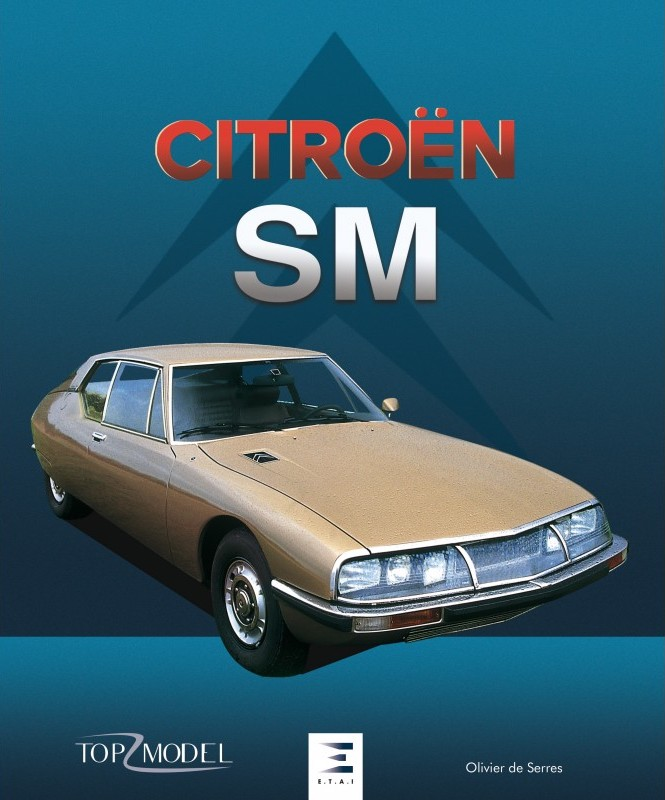 CITROËN SM - TOP MODEL Citroe78