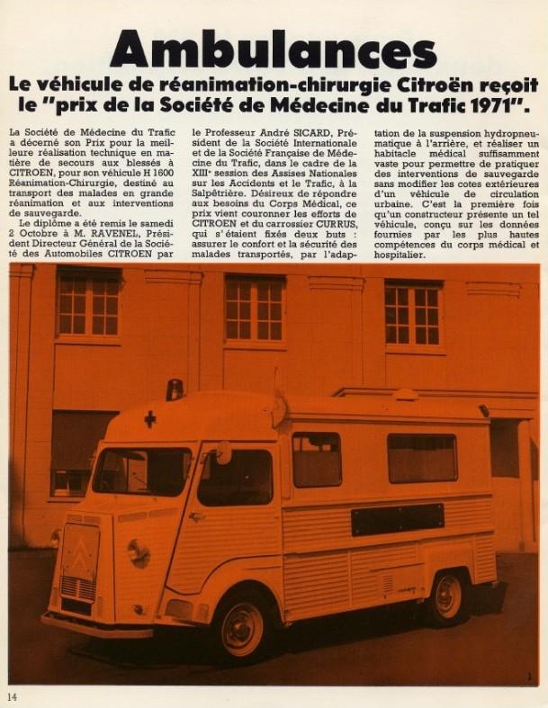 """Citroën miniatures > """"Ambulances, transports de blessés et assistance d'urgence aux victimes"""" Citroz10"""