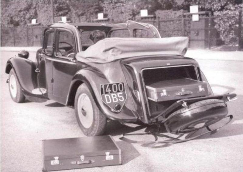 Citroën : les Traction Avant Citroën découvrables A.E.A.T. D8c4f510