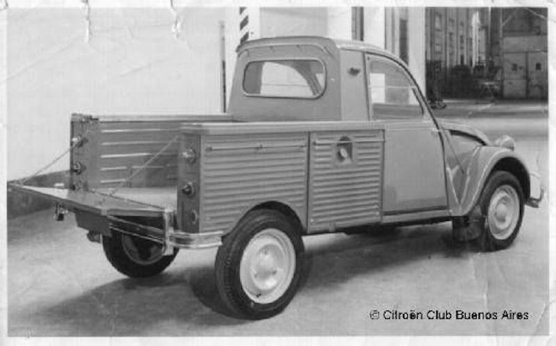 2 CV Pick-up E10b0910