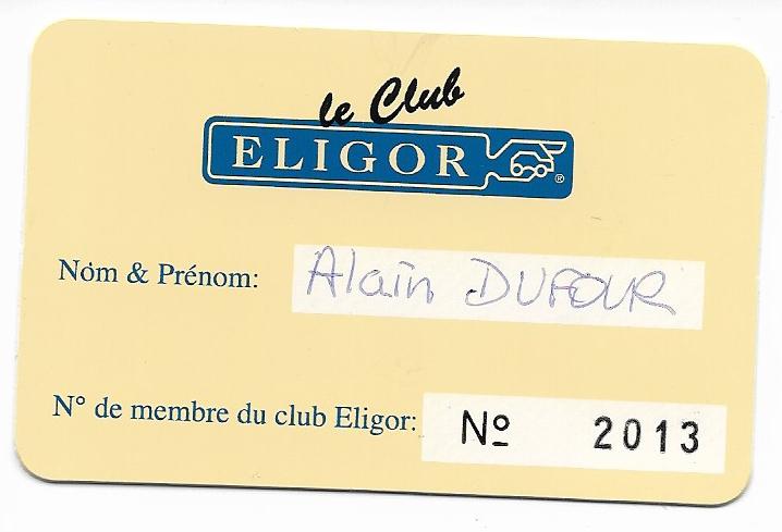 Les Rosalie par Eligor Eligor13