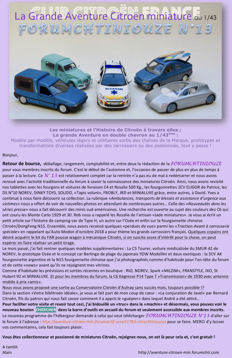 CITROCHTINIOUZES Forumc13