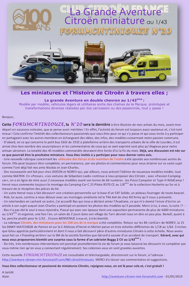CITROCHTINIOUZES - Page 2 Forumc19