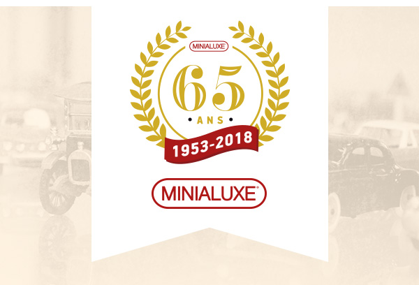 Nouveautés MINIALUXE 2018 Header10
