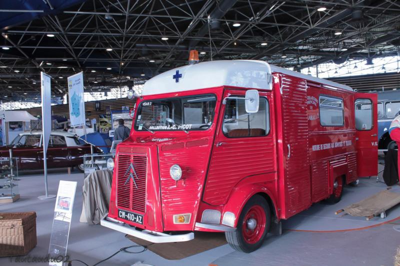 """Citroën miniatures > """"Ambulances, transports de blessés et assistance d'urgence aux victimes"""" Hw_pla10"""