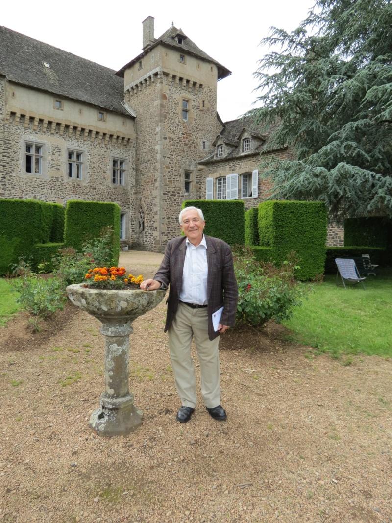 CANTAL > Château de la Vigne et son Salon de l'Auto Miniature Img_2210