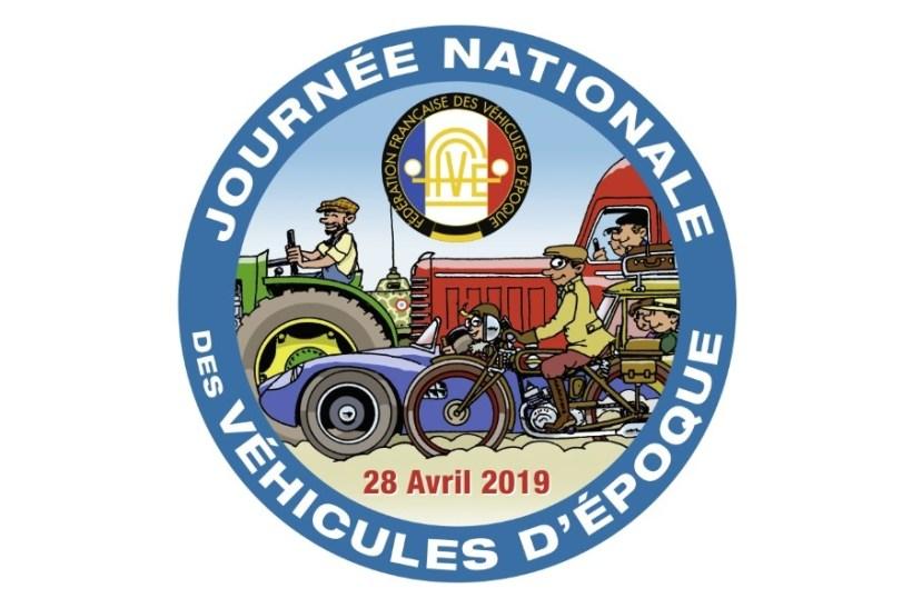 JOURNÉE NATIONALE DES VÉHICULES D'ÉPOQUE 2019 Journz10