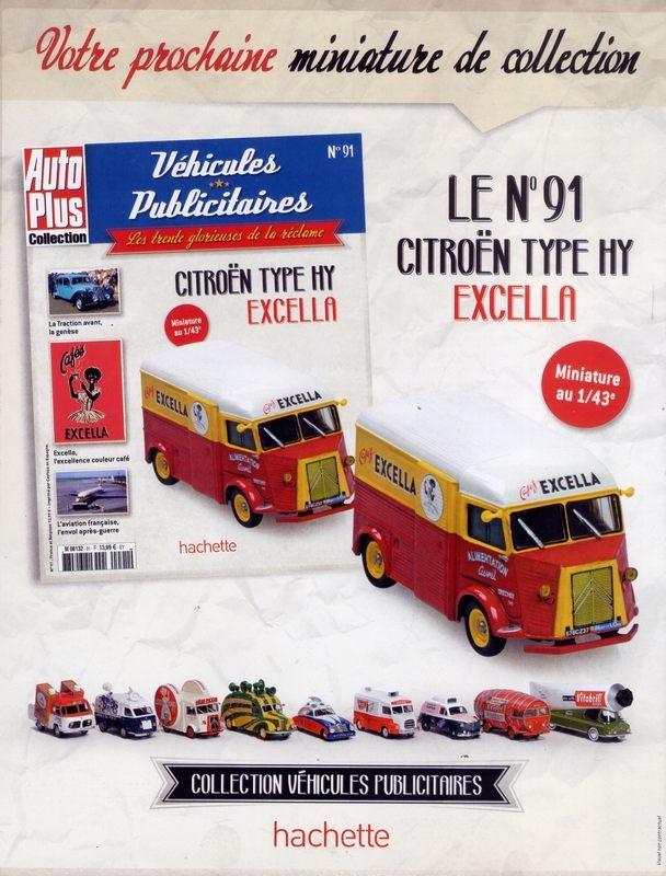 2015 > NOUVEAU > Hachette Collections + AUTO PLUS > La fabuleuse histoire des véhicules publicitaires - Page 8 N9110