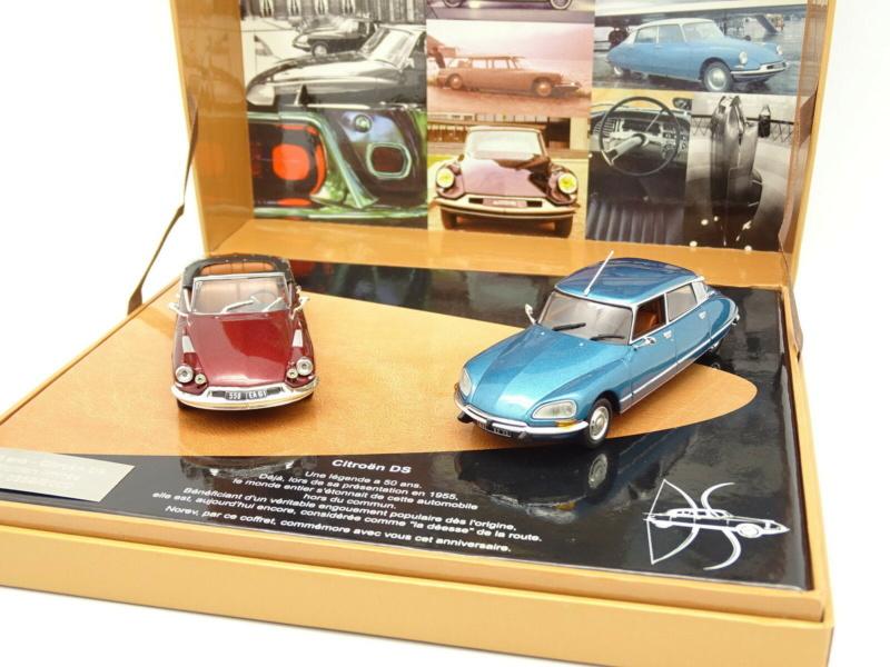 Citroën miniatures, on a fêté la DS Norev-10