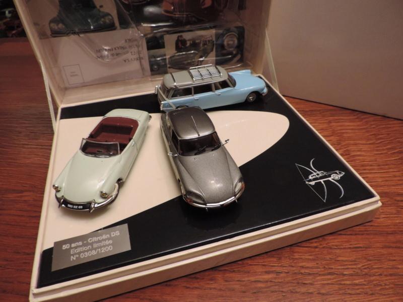 Citroën miniatures, on a fêté la DS Norev_10