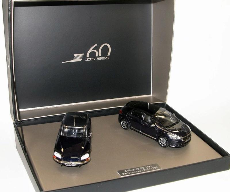 Citroën miniatures, on a fêté la DS Norev_11