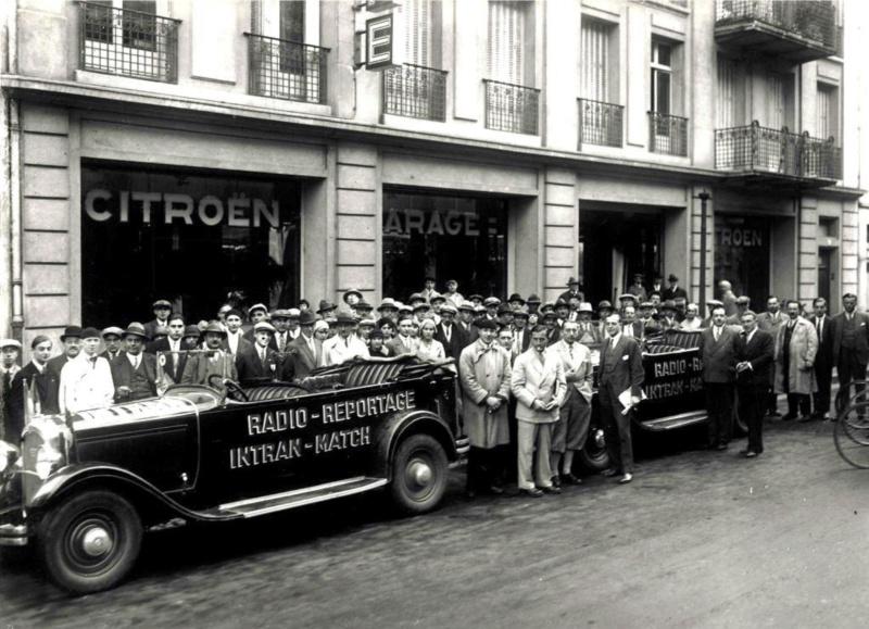 """Citroën miniatures > """"Véhicules de la presse, de la radio, de la télévision et du cinéma""""  Photo_13"""