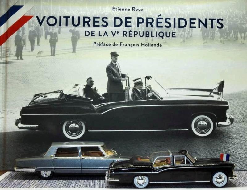 Les voitures de Présidents de la Vème République Presid10
