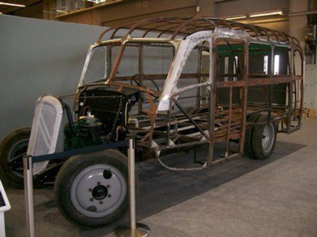 Citroën et le sauvetage du car 23 RU corse Rzotro11