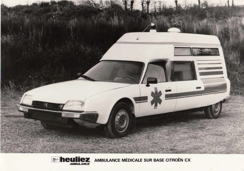 """Citroën CX - Une rallonge pour la """"Loadrunner 1"""" 1989 S-l16021"""