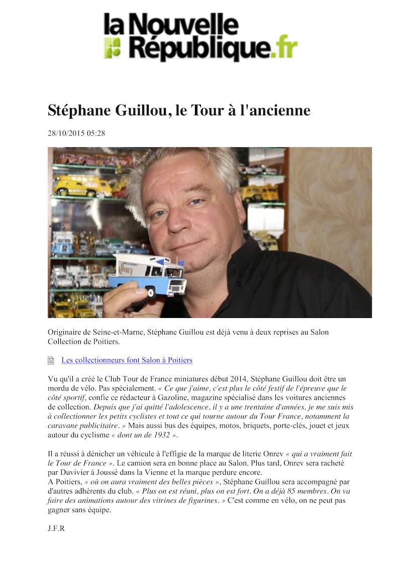 Club Tour de France Miniatures Stzoph10