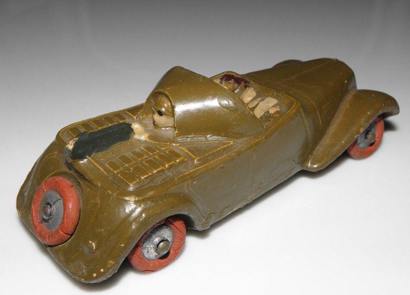 Citroën, les jouets : Où est passée la traction de la 7éme compagnie? Tracti10