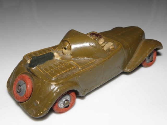Citroën, les jouets : Où est passée la traction de la 7éme compagnie? Tracti12