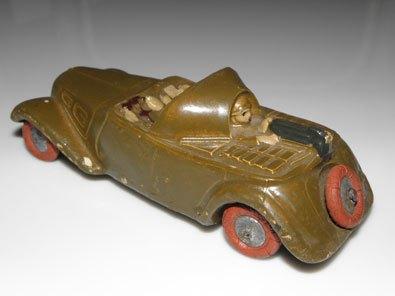 Citroën, les jouets : Où est passée la traction de la 7éme compagnie? Tracti13