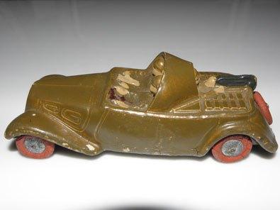 Citroën, les jouets : Où est passée la traction de la 7éme compagnie? Tracti16