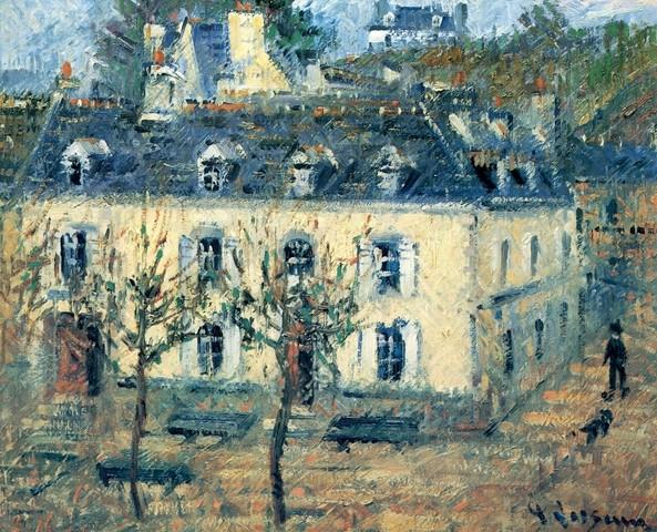 PEINTURE FRANCAISE: un mouvement, un peintre, une oeuvre - Page 2 Img43810