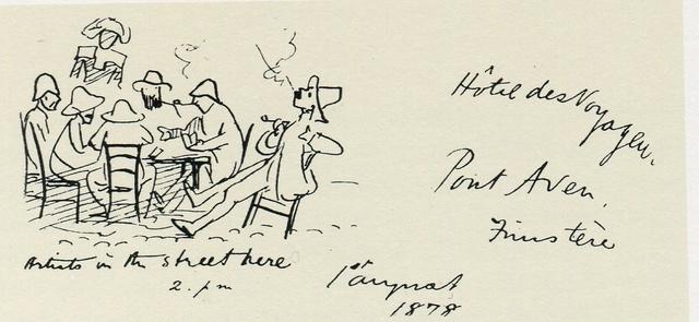 PEINTURE FRANCAISE: un mouvement, un peintre, une oeuvre - Page 2 Img44710