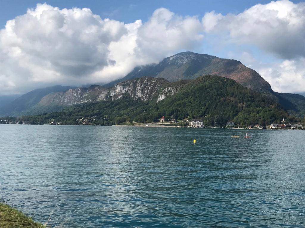 Tour du Lac d'Annecy 2018 Baie11