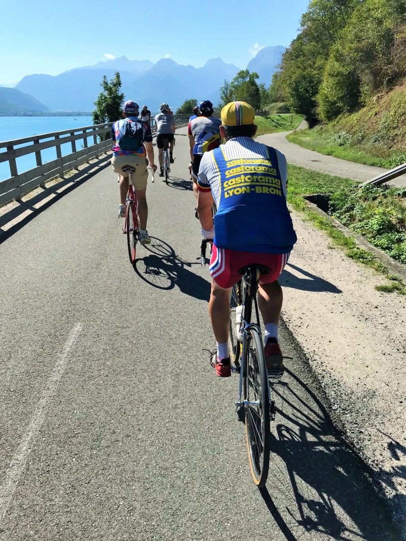 Tour du Lac d'Annecy 2018 Duingt10
