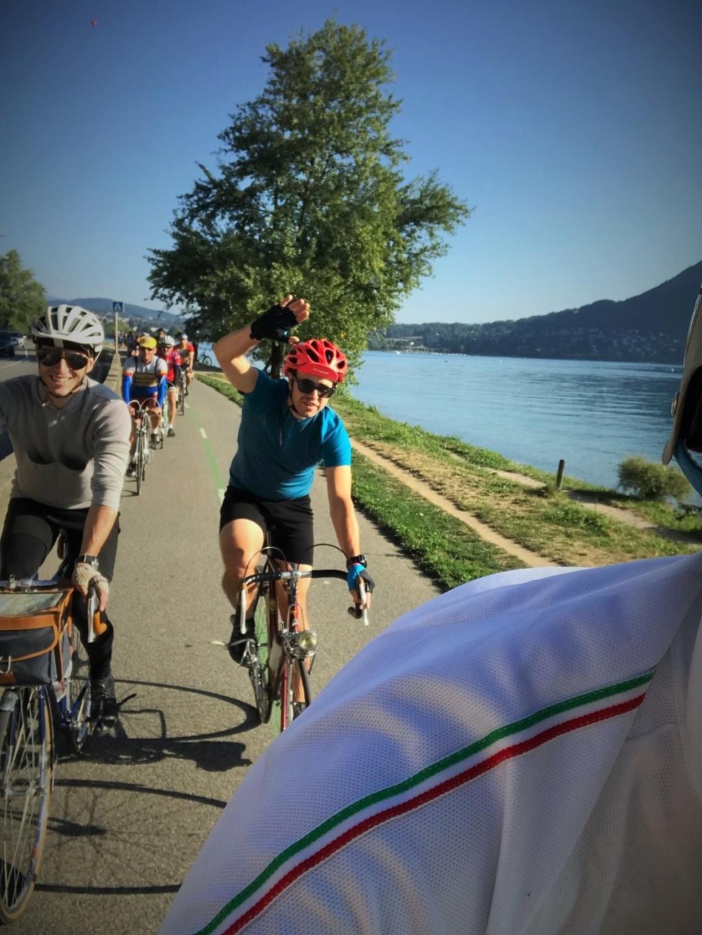 Tour du Lac d'Annecy 2018 Dzopar14