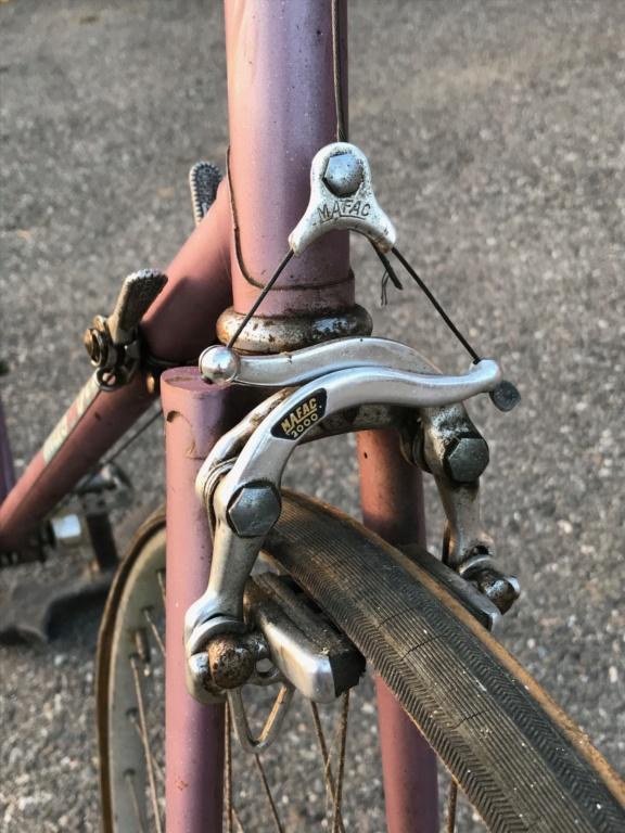 Cycles Mascotte  Mafac10