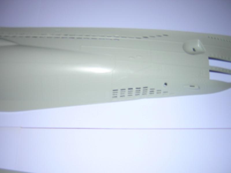 Revell 1:72 VIIC u-boat Dscn6112