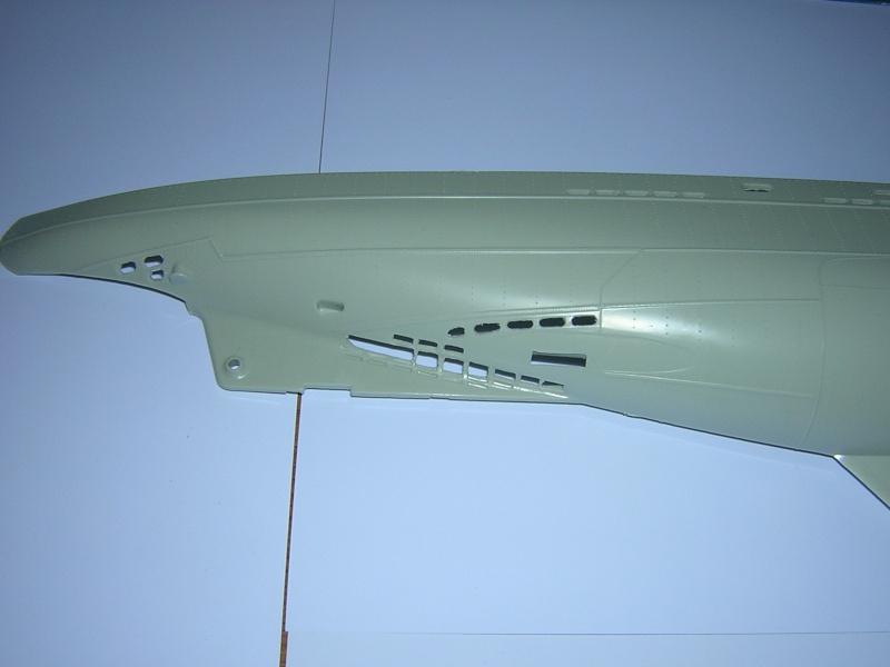 Revell 1:72 VIIC u-boat Dscn6113