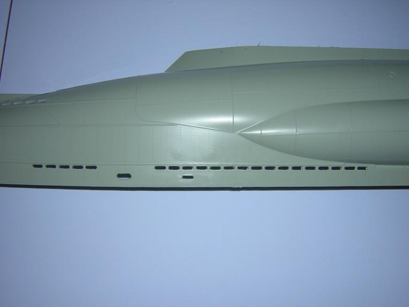 Revell 1:72 VIIC u-boat Dscn6114