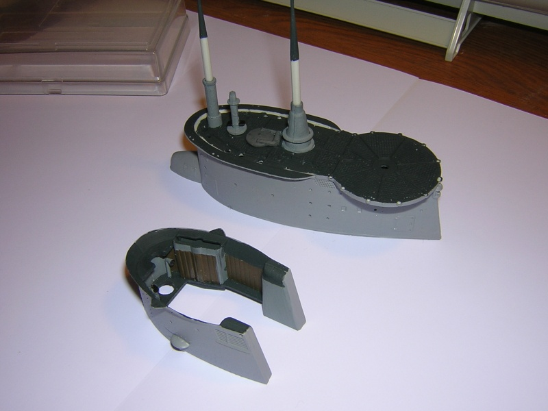 Revell 1:72 VIIC u-boat Dscn6124