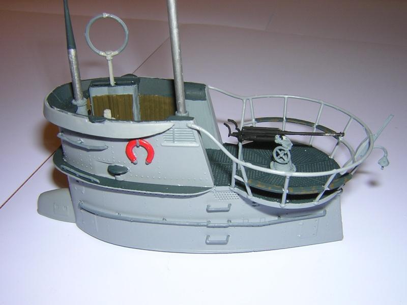 Revell 1:72 VIIC u-boat Dscn6125